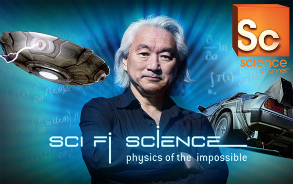 Sci Fi Science on The Science Channel
